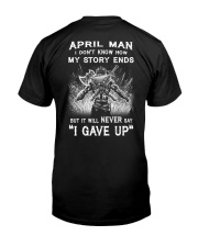 April Man - Limited Edition Classic T-Shirt thumbnail
