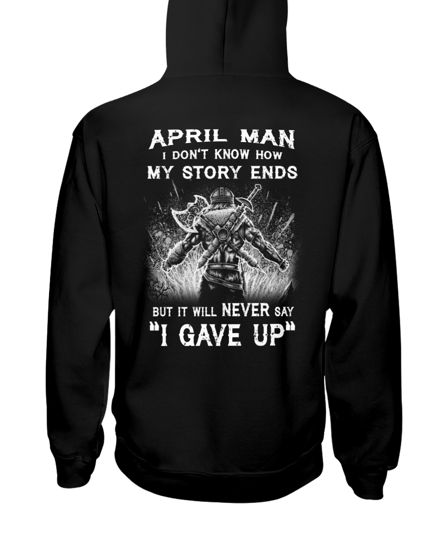 April Man - Limited Edition Hooded Sweatshirt
