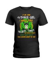 October Girl - Special Edition Ladies T-Shirt thumbnail