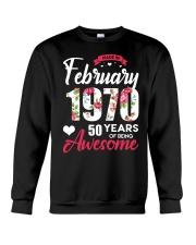 February Girl - Special Edition Crewneck Sweatshirt thumbnail
