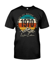 June 1970 - Special Edition Classic T-Shirt front