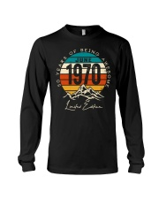 June 1970 - Special Edition Long Sleeve Tee thumbnail