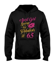 April Girl - Special Edition Hooded Sweatshirt tile