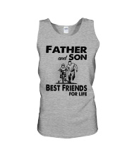 Father And Son Unisex Tank thumbnail