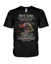 May Girl - Special Edition V-Neck T-Shirt thumbnail