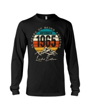 October 1965 - Special Edition Long Sleeve Tee thumbnail