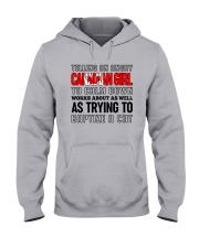 Canadian Girl - Special Edition Hooded Sweatshirt thumbnail
