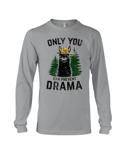Only You Can Prevent Drama