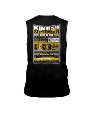 King Was Born September Sleeveless Tee thumbnail