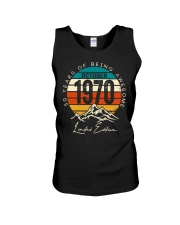 October 1970 - Special Edition Unisex Tank thumbnail