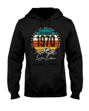 October 1970 - Special Edition Hooded Sweatshirt thumbnail