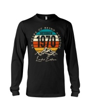 October 1970 - Special Edition Long Sleeve Tee thumbnail