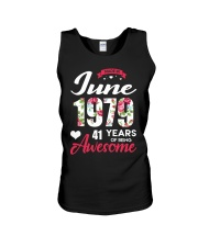 June 1979 - Special Edition Unisex Tank thumbnail