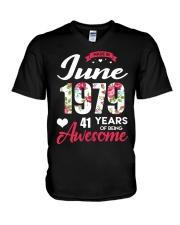 June 1979 - Special Edition V-Neck T-Shirt thumbnail