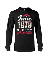 June 1979 - Special Edition Long Sleeve Tee thumbnail