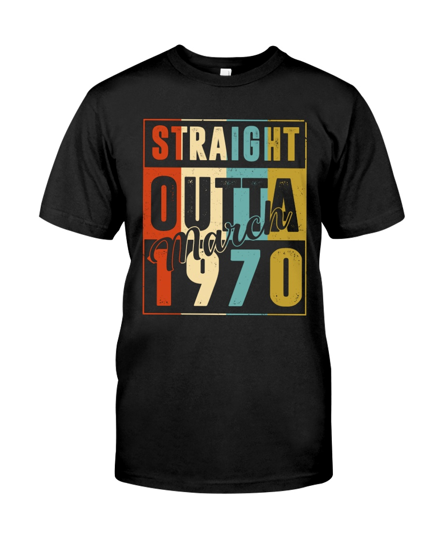 March 1970 - Special Edition Classic T-Shirt