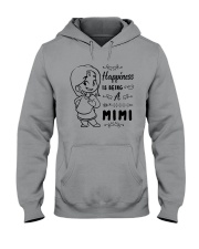 Happiness Is Being A Mimi Hooded Sweatshirt tile