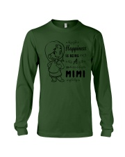 Happiness Is Being A Mimi Long Sleeve Tee thumbnail