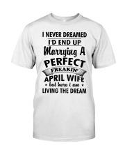 April Wife Classic T-Shirt thumbnail