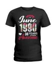 June Girl - Special Edition Ladies T-Shirt thumbnail