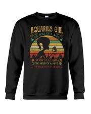 Aquarius Girl - Special Edition Crewneck Sweatshirt thumbnail