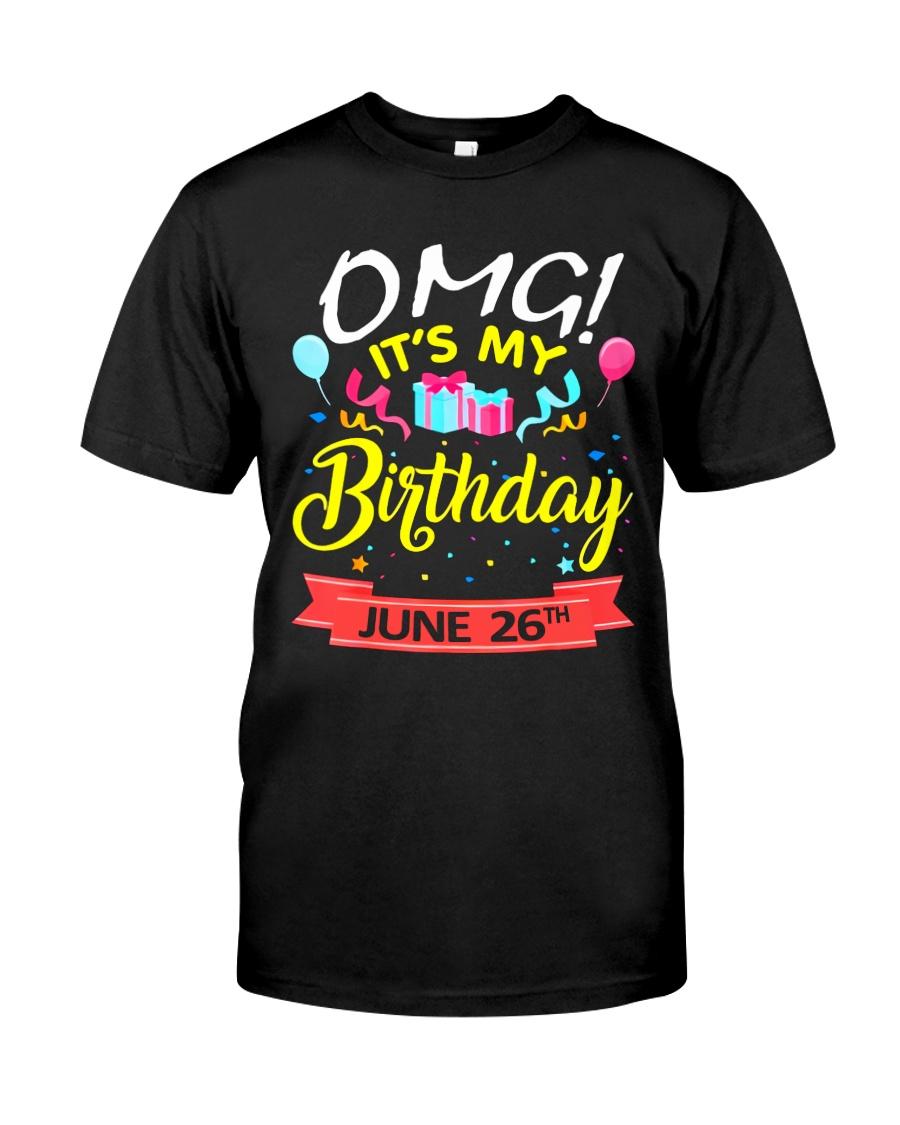 June 26th Classic T-Shirt