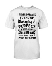 December Wife Classic T-Shirt thumbnail
