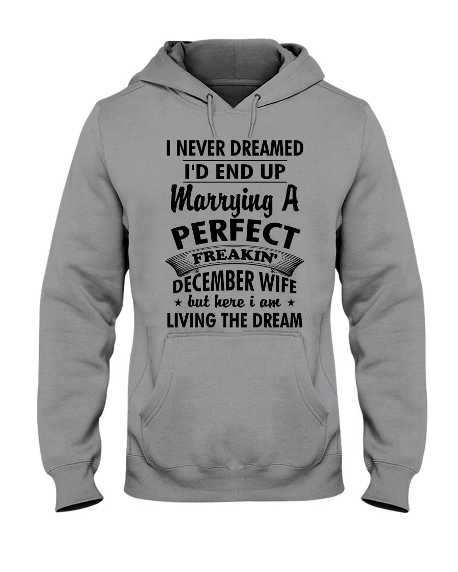 December Wife Hooded Sweatshirt