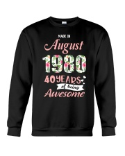 August Girl - Special Edition Crewneck Sweatshirt tile