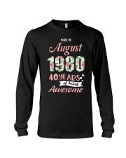 August Girl - Special Edition Long Sleeve Tee tile