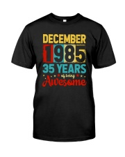 December 1985 - Special Edition Classic T-Shirt front