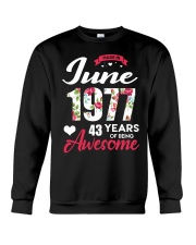 June 1977 - Special Edition Crewneck Sweatshirt thumbnail
