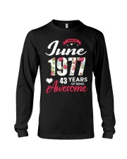 June 1977 - Special Edition Long Sleeve Tee thumbnail