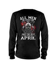 April Man - Limited Edition Long Sleeve Tee thumbnail
