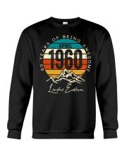 April 1960 - Special Edition Crewneck Sweatshirt thumbnail