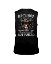 September Man - Special Edition Sleeveless Tee thumbnail