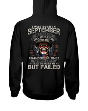 September Man - Special Edition Hooded Sweatshirt tile