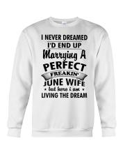 June Wife Crewneck Sweatshirt thumbnail