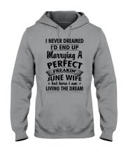 June Wife Hooded Sweatshirt front