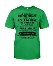 Une Fille Parfaite Classic T-Shirt thumbnail