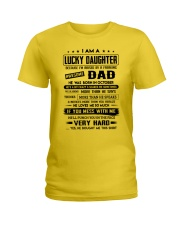 Lucky Daughter - Special Edition Ladies T-Shirt front