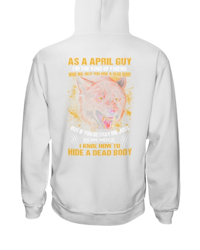 April Guy - Limited Edition