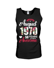 August Girl - Special Edition Unisex Tank thumbnail