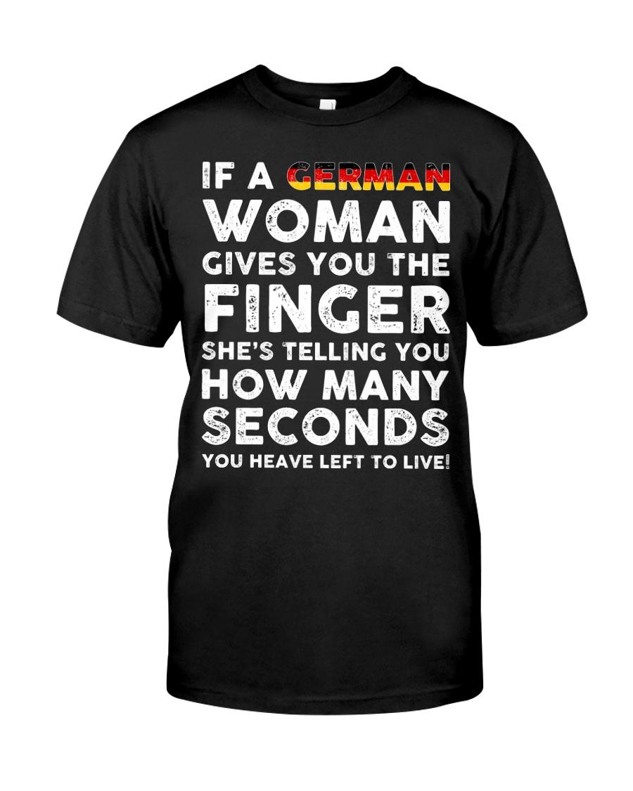 German Woman Classic T-Shirt