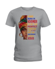 November Girl - Special Edition Ladies T-Shirt thumbnail