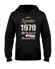 November Girl - Special Edition Hooded Sweatshirt front