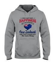 You Can't Buy Happiness New Zealand Hooded Sweatshirt thumbnail