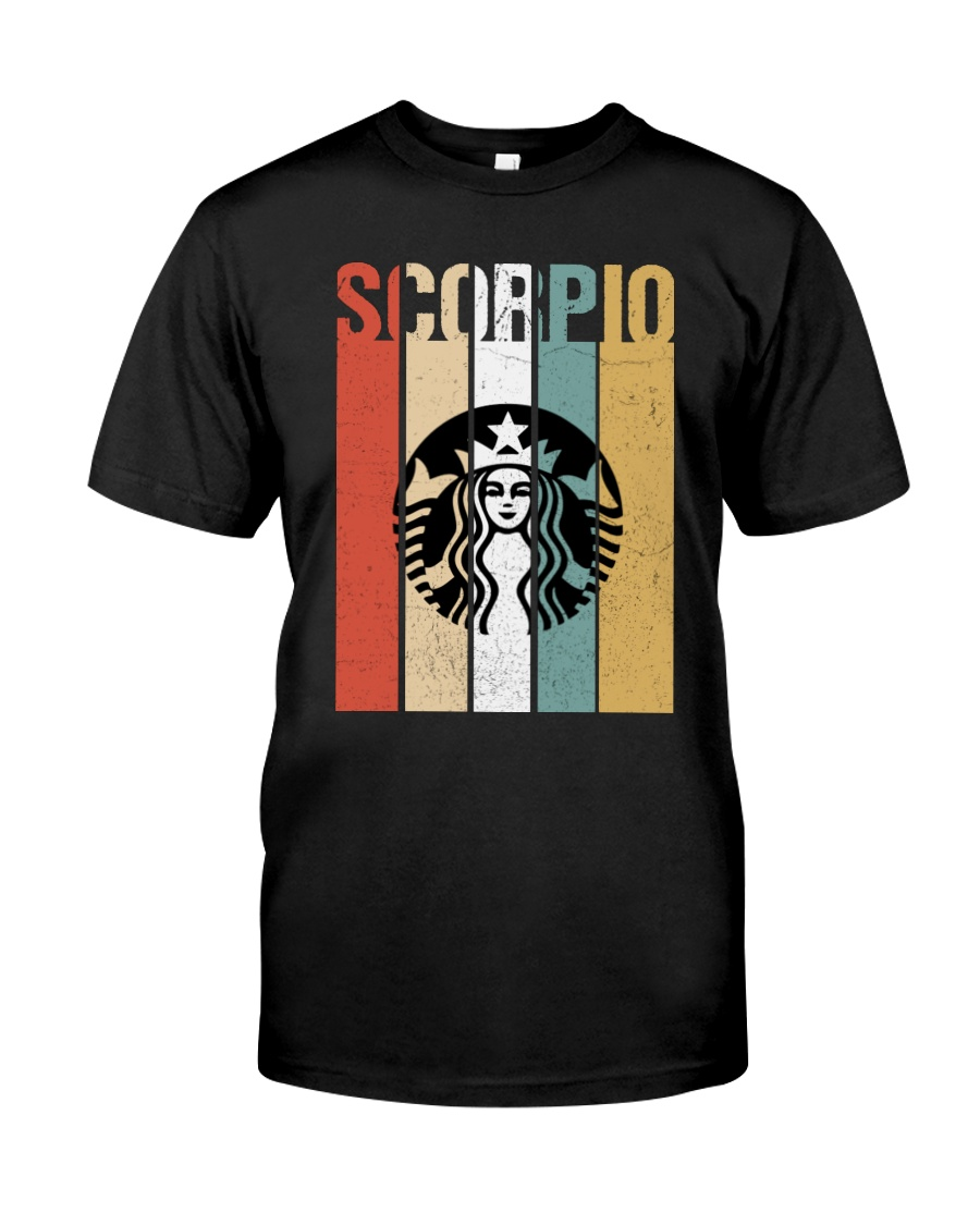 Scorpio Girl - Special Edition Classic T-Shirt