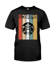 Scorpio Girl - Special Edition Classic T-Shirt front