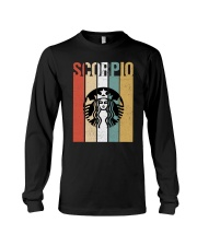 Scorpio Girl - Special Edition Long Sleeve Tee thumbnail
